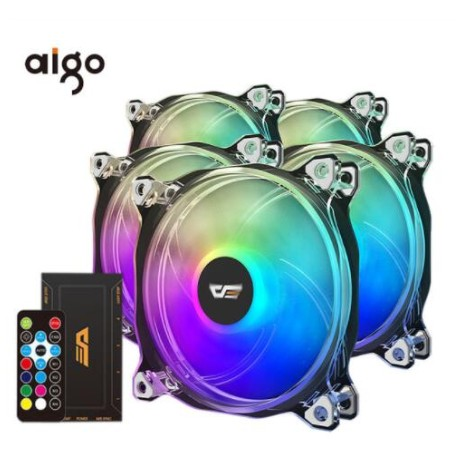 Aigo Darkflash CF8 Adreslenebilir Fan