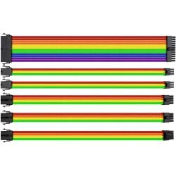 Rainbow Sleeve Kablo Seti
