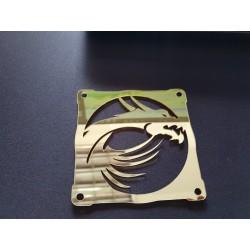 Msi Fan Grill 120mm(Siyah,Gümüş,Altın)