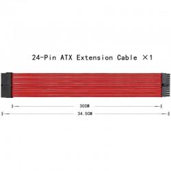 24 Pin Sleeve Uzatma Kablo