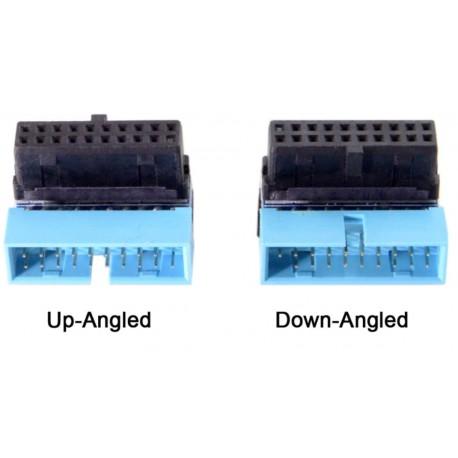 USB 90C Açılı Aparat.
