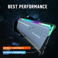 Asiahorse 5v Argb Memory RAM Cooler 5ARGB 2'li Pack