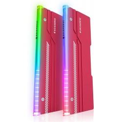Asiahorse 5v Argb Memory RAM Cooler 5ARGB 2'li Pack RED