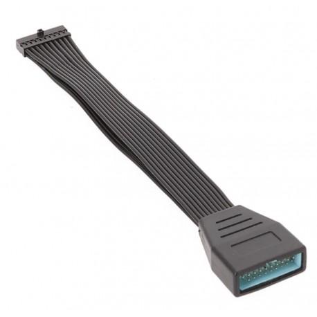 USB3.0 20Pin Dişi, Erkek Uzatma