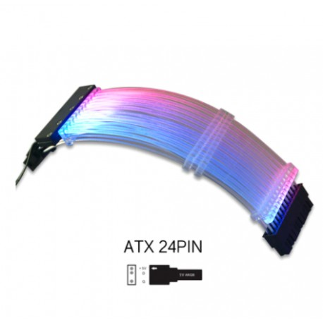 PSU Extension Cable RGB 24 Pin