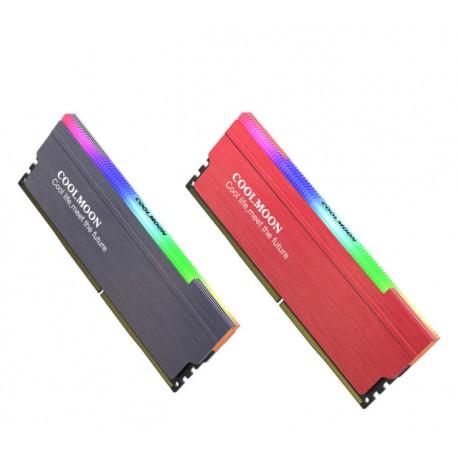 Coolmoon 5 ARGB Bellek Soğutucu